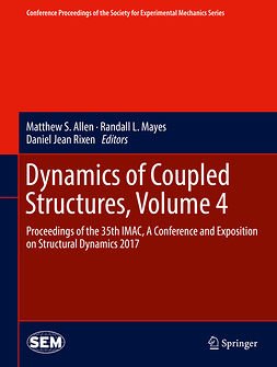 Allen, Matthew S. - Dynamics of Coupled Structures, Volume 4, e-bok