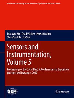 Seidlitz, Steve - Sensors and Instrumentation, Volume 5, ebook