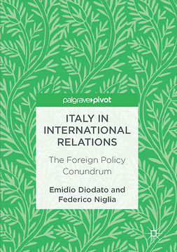 Diodato, Emidio - Italy in International Relations, ebook