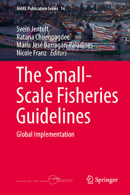 Barragán-Paladines, María José - The Small-Scale Fisheries Guidelines, e-kirja
