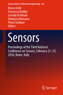 Andò, Bruno - Sensors, ebook