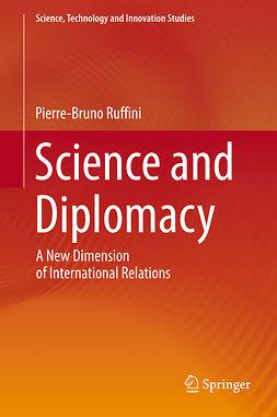 Ruffini, Pierre-Bruno - Science and Diplomacy, e-kirja