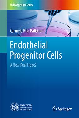 Balistreri, Carmela Rita - Endothelial Progenitor Cells, ebook