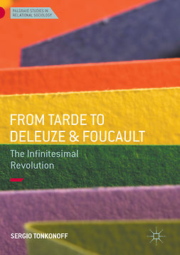Tonkonoff, Sergio - From Tarde to Deleuze and Foucault, ebook