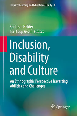 Assaf, Lori Czop - Inclusion, Disability and Culture, ebook