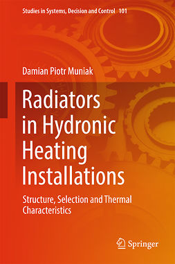 Muniak, Damian Piotr - Radiators in Hydronic Heating Installations, ebook