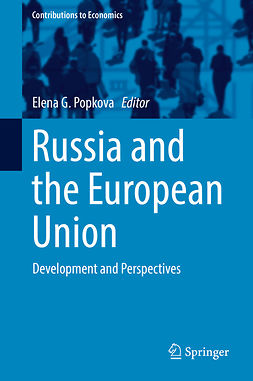 Popkova, Elena G. - Russia and the European Union, e-bok