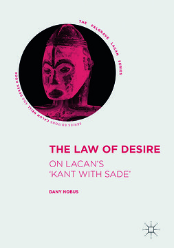 Nobus, Dany - The Law of Desire, ebook