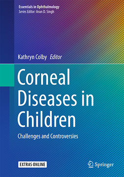 Colby, Kathryn - Corneal Diseases in Children, ebook