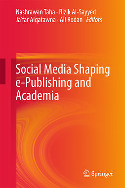 Al-Sayyed, Rizik - Social Media Shaping e-Publishing and Academia, ebook