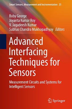 George, Boby - Advanced Interfacing Techniques for Sensors, ebook