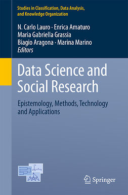 Amaturo, Enrica - Data Science and Social Research, e-bok