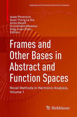 Gia, Quoc Thong Le - Frames and Other Bases in Abstract and Function Spaces, ebook