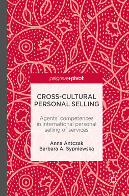 Antczak, Anna - Cross-Cultural Personal Selling, ebook