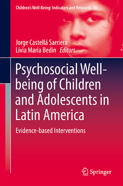 Bedin, Lívia Maria - Psychosocial Well-being of Children and Adolescents in Latin America, ebook