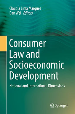 Marques, Claudia Lima - Consumer Law and Socioeconomic Development, ebook