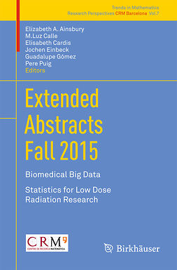 Ainsbury, Elizabeth A. - Extended Abstracts Fall 2015, ebook