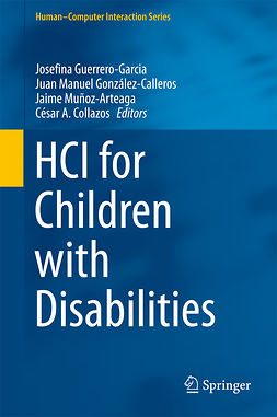 Collazos, César A. - HCI for Children with Disabilities, ebook