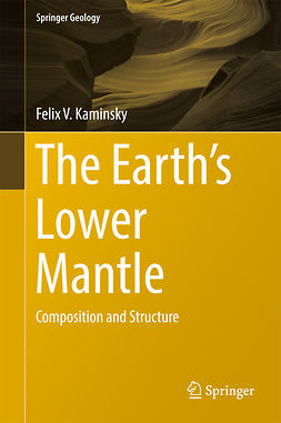 Kaminsky, Felix V. - The Earth's Lower Mantle, ebook