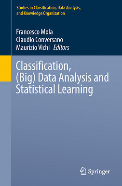 Conversano, Claudio - Classification, (Big) Data Analysis and Statistical Learning, ebook