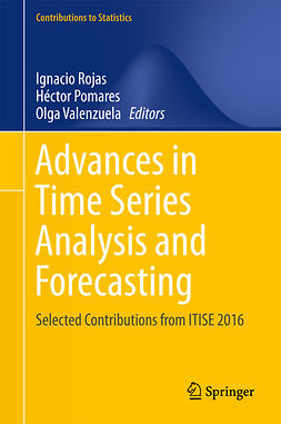 Pomares, Héctor - Advances in Time Series Analysis and Forecasting, ebook