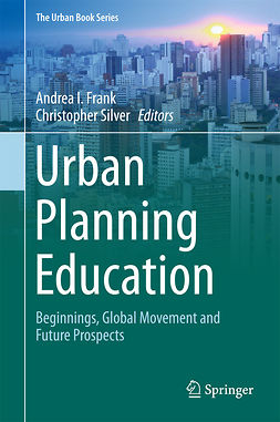 Frank, Andrea I. - Urban Planning Education, ebook