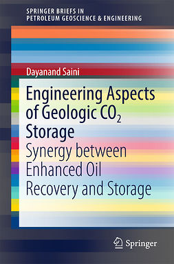 Saini, Dayanand - Engineering Aspects of Geologic CO2 Storage, ebook