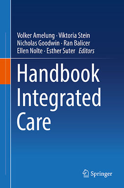 Amelung, Volker - Handbook Integrated Care, ebook