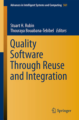 Bouabana-Tebibel, Thouraya - Quality Software Through Reuse and Integration, ebook