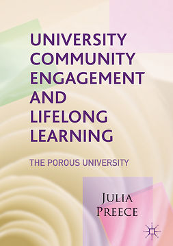 Preece, Julia - University Community Engagement and Lifelong Learning, ebook