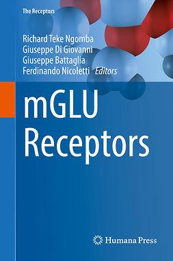 Battaglia, Giuseppe - mGLU Receptors, e-kirja