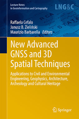 Barbarella, Maurizio - New Advanced GNSS and 3D Spatial Techniques, ebook
