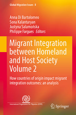 Bartolomeo, Anna Di - Migrant Integration between Homeland and Host Society Volume 2, ebook