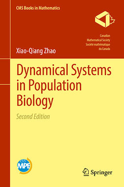 Zhao, Xiao-Qiang - Dynamical Systems in Population Biology, e-bok