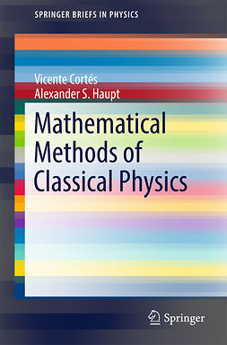 Cortés, Vicente - Mathematical Methods of Classical Physics, e-bok