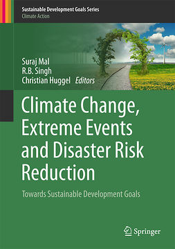 Huggel, Christian - Climate Change, Extreme Events and Disaster Risk Reduction, e-bok