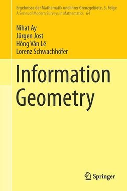 Ay, Nihat - Information Geometry, ebook