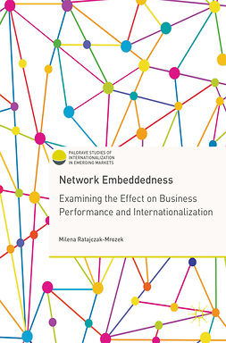 Ratajczak-Mrozek, Milena - Network Embeddedness, ebook