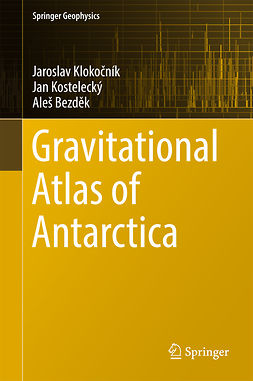 Bezděk, Aleš - Gravitational Atlas of Antarctica, ebook