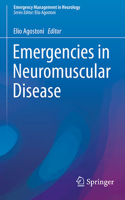 Agostoni, Elio - Emergencies in Neuromuscular Disease, ebook
