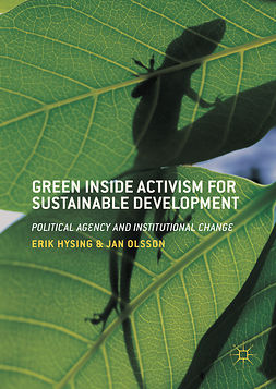 Hysing, Erik - Green Inside Activism for Sustainable Development, ebook