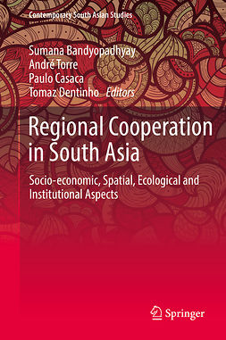 Bandyopadhyay, Sumana - Regional Cooperation in South Asia, ebook