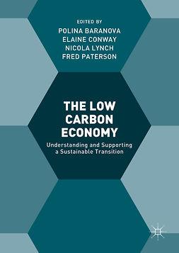 Baranova, Polina - The Low Carbon Economy, ebook
