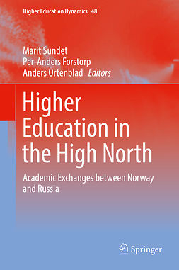 Forstorp, Per-Anders - Higher Education in the High North, ebook