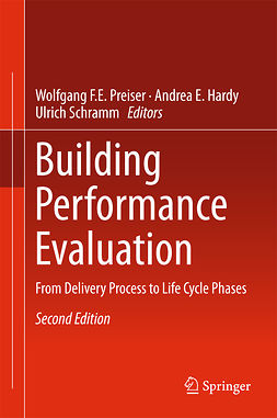 Hardy, Andrea E. - Building Performance Evaluation, ebook