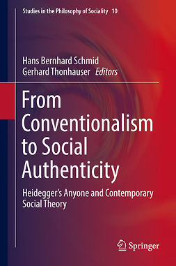Schmid, Hans Bernhard - From Conventionalism to Social Authenticity, ebook