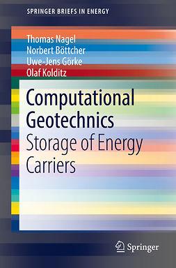 Böttcher, Norbert - Computational Geotechnics, ebook