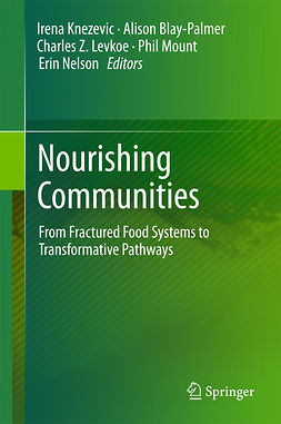 Blay-Palmer, Alison - Nourishing Communities, ebook