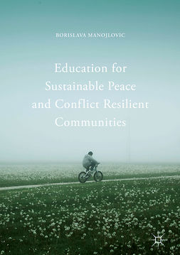 Manojlovic, Borislava - Education for Sustainable Peace and Conflict Resilient Communities, ebook