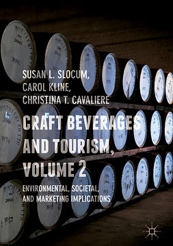 Cavaliere, Christina T. - Craft Beverages and Tourism, Volume 2, ebook